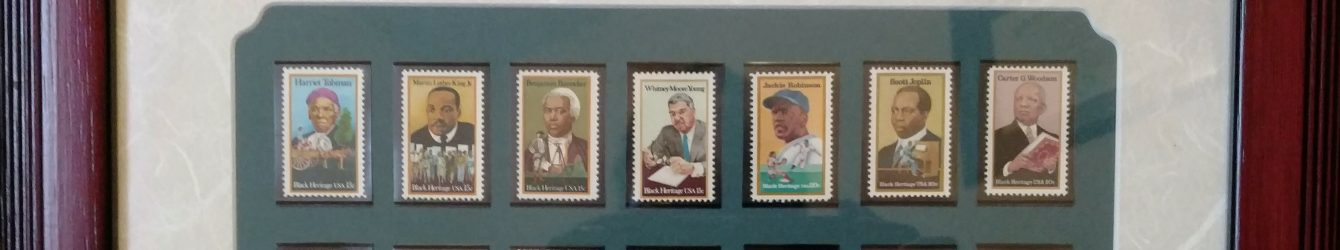 National Museum of African Americans on Stamps
